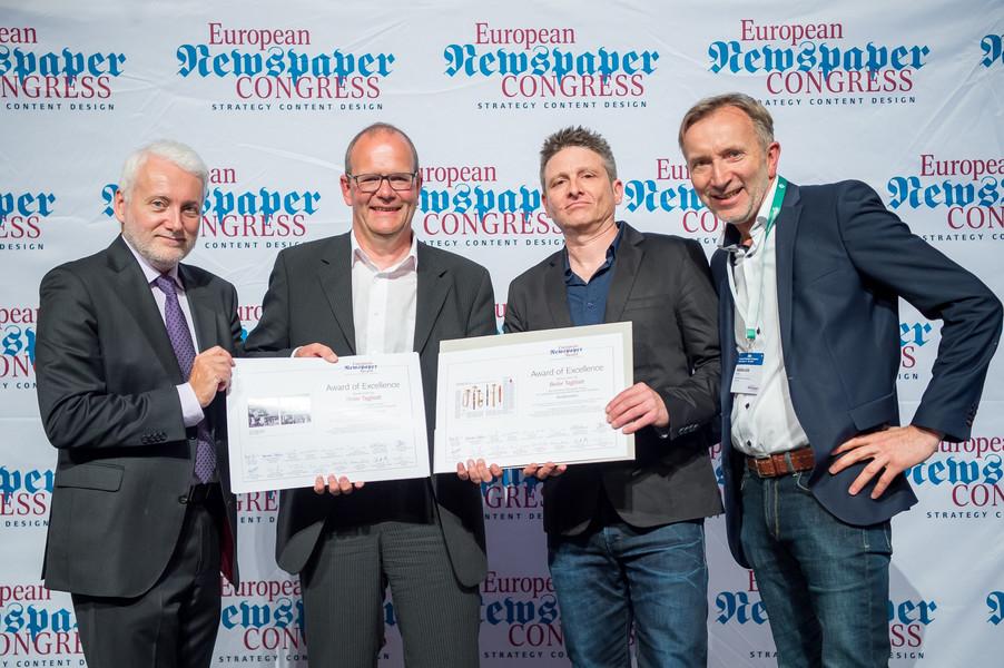 Bild 30   2. Tag European Newspaper Congress 2018