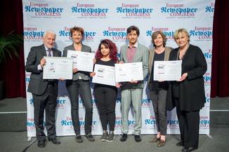Bild 33   2. Tag European Newspaper Congress 2018