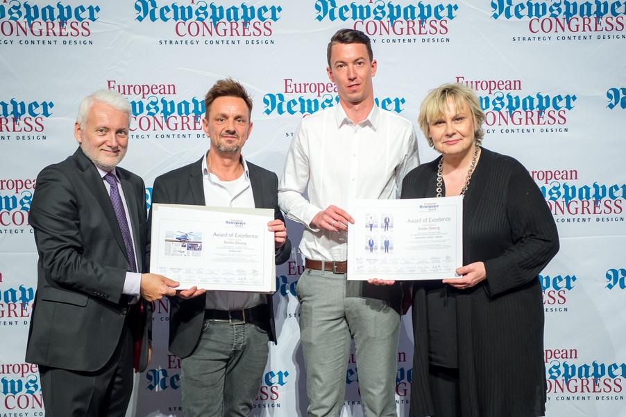 Bild 35   2. Tag European Newspaper Congress 2018