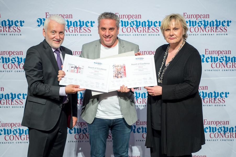 Bild 36   2. Tag European Newspaper Congress 2018