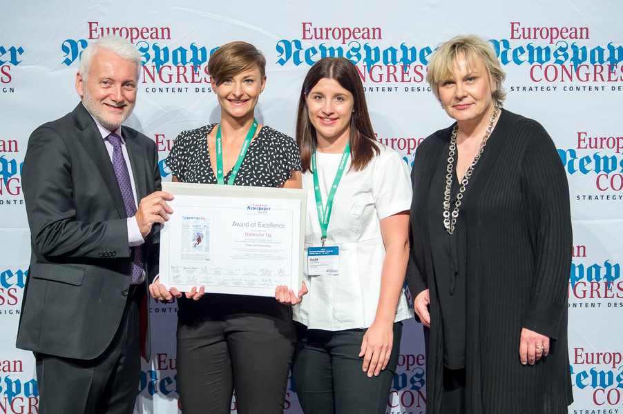 Bild 38   2. Tag European Newspaper Congress 2018