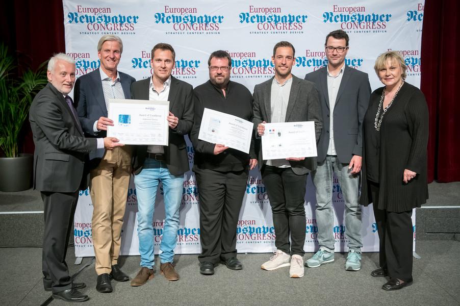 Bild 40   2. Tag European Newspaper Congress 2018