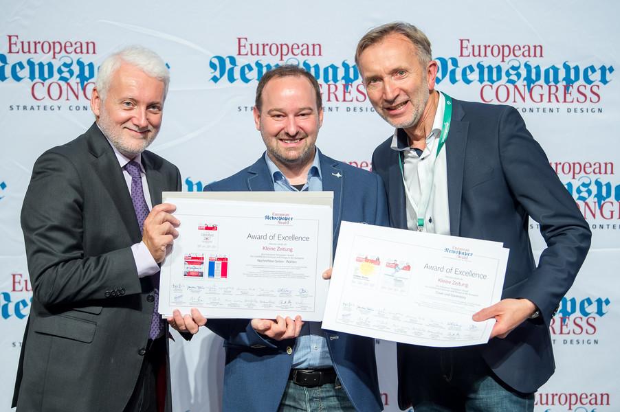 Bild 41   2. Tag European Newspaper Congress 2018