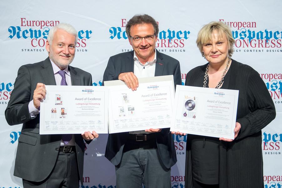 Bild 45   2. Tag European Newspaper Congress 2018
