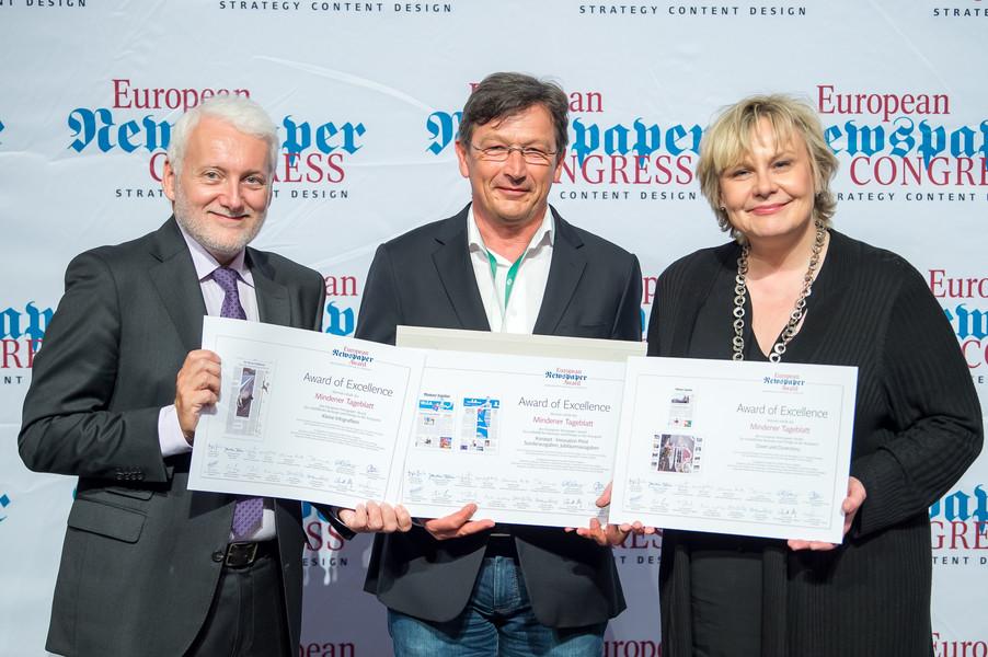 Bild 49   2. Tag European Newspaper Congress 2018