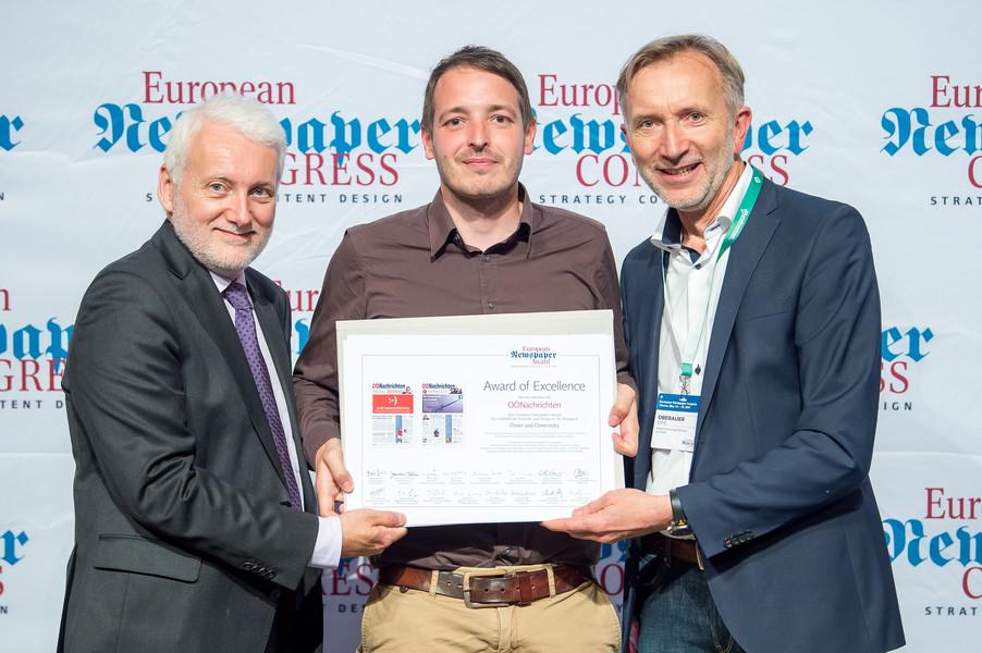 Bild 50   2. Tag European Newspaper Congress 2018