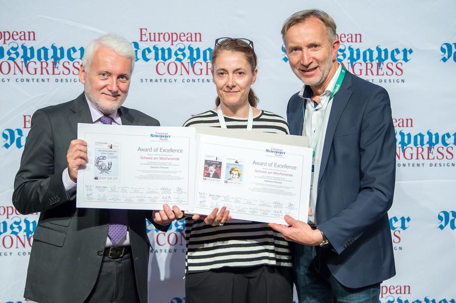 Bild 53   2. Tag European Newspaper Congress 2018