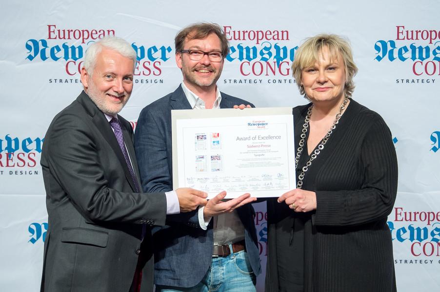 Bild 56   2. Tag European Newspaper Congress 2018