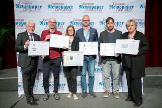 Bild 57   2. Tag European Newspaper Congress 2018