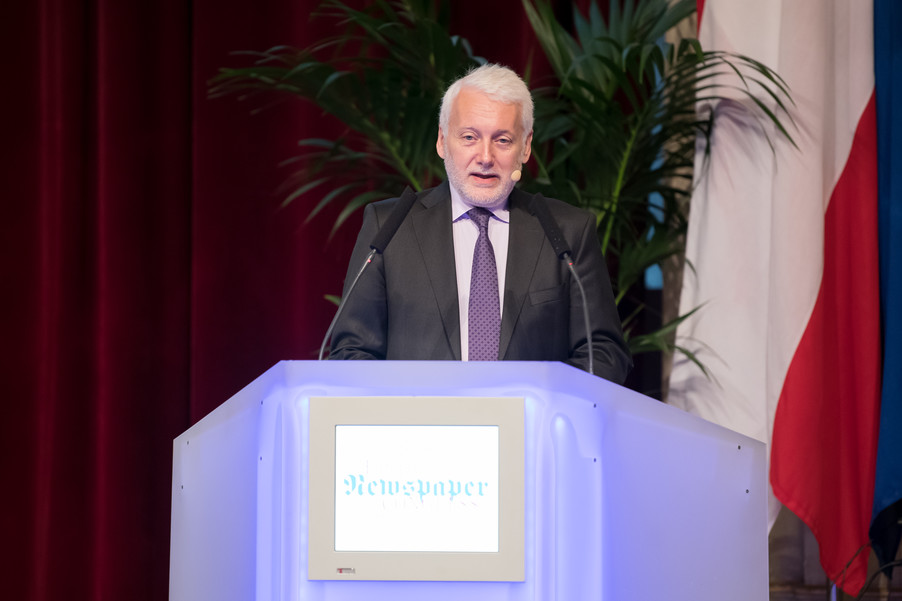 Bild 65   2. Tag European Newspaper Congress 2018