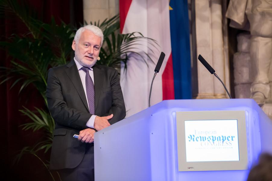 Bild 70   2. Tag European Newspaper Congress 2018
