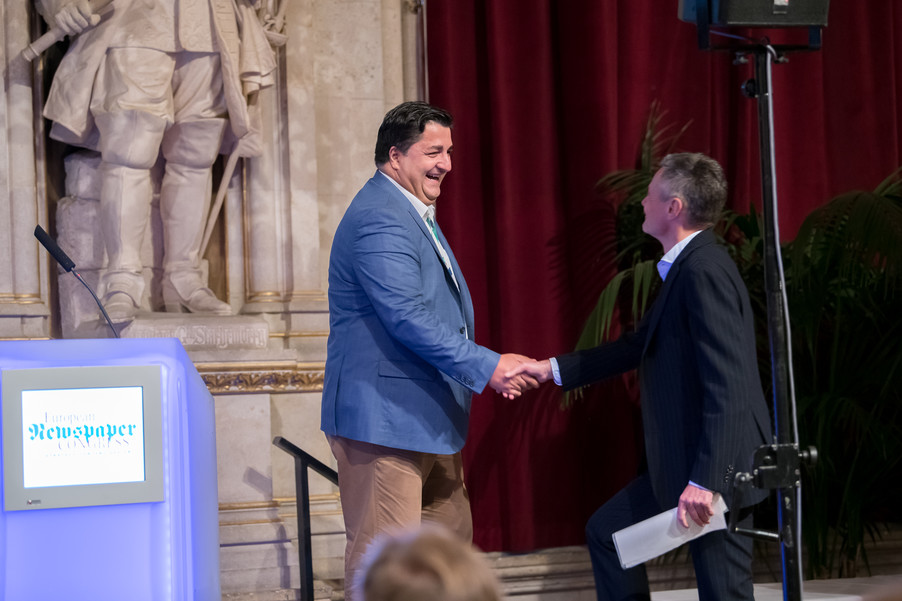 Bild 74   2. Tag European Newspaper Congress 2018