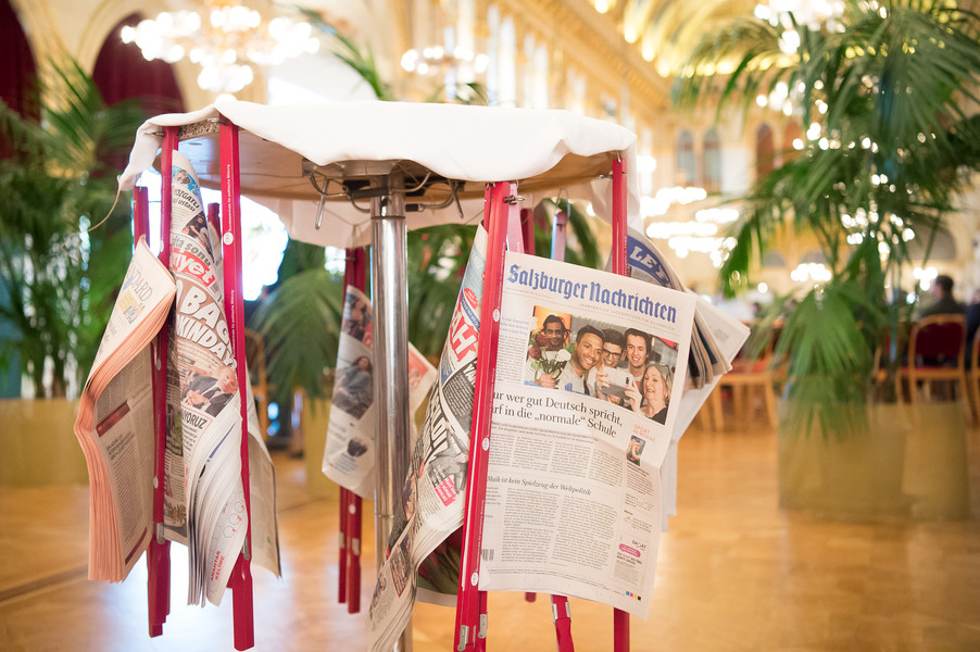 Bild 146   2. Tag European Newspaper Congress 2018