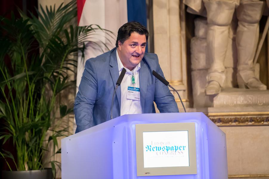 Bild 149   2. Tag European Newspaper Congress 2018