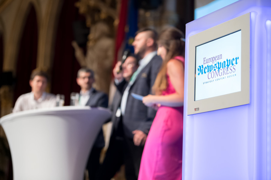 Bild 206   2. Tag European Newspaper Congress 2018