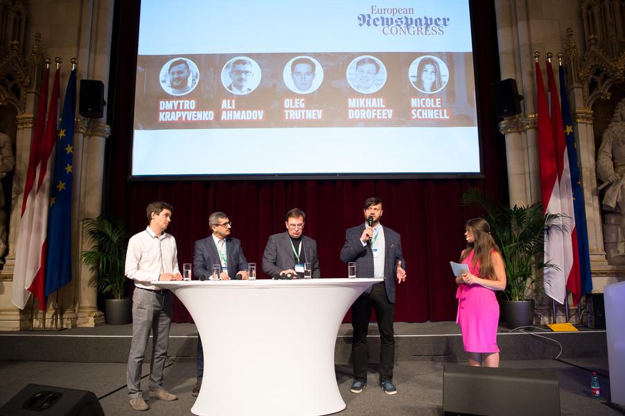 Bild 212   2. Tag European Newspaper Congress 2018