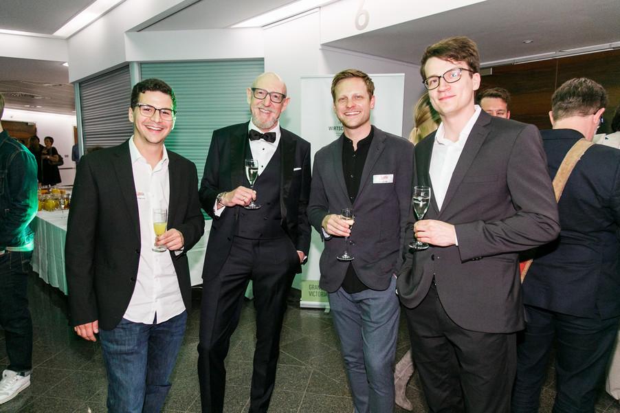 Bild 15 | 28. Internationale Wirtschaftsfilmtage - Verleihung des Grand Prix Victoria 2018