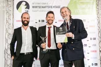 Bild 25 | 28. Internationale Wirtschaftsfilmtage - Verleihung des Grand Prix Victoria 2018