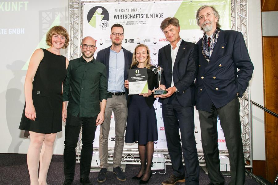 Bild 26 | 28. Internationale Wirtschaftsfilmtage - Verleihung des Grand Prix Victoria 2018
