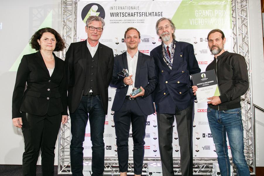 Bild 30 | 28. Internationale Wirtschaftsfilmtage - Verleihung des Grand Prix Victoria 2018