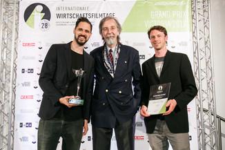 Bild 31 | 28. Internationale Wirtschaftsfilmtage - Verleihung des Grand Prix Victoria 2018