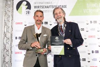 Bild 32 | 28. Internationale Wirtschaftsfilmtage - Verleihung des Grand Prix Victoria 2018