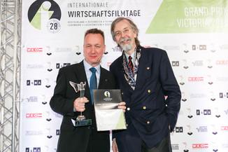 Bild 37 | 28. Internationale Wirtschaftsfilmtage - Verleihung des Grand Prix Victoria 2018