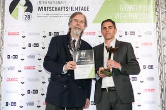 Bild 38 | 28. Internationale Wirtschaftsfilmtage - Verleihung des Grand Prix Victoria 2018