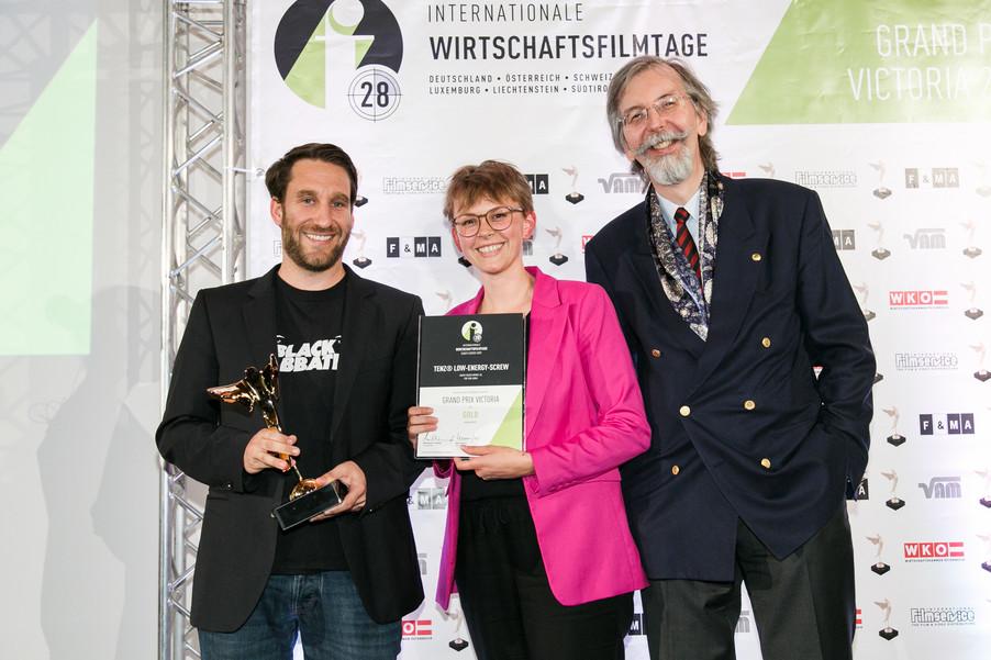 Bild 40 | 28. Internationale Wirtschaftsfilmtage - Verleihung des Grand Prix Victoria 2018