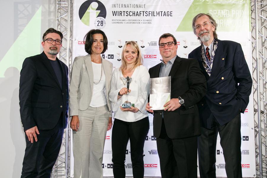 Bild 41 | 28. Internationale Wirtschaftsfilmtage - Verleihung des Grand Prix Victoria 2018