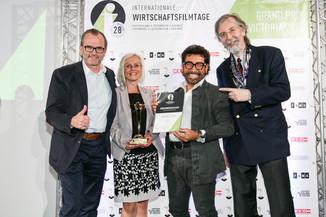 Bild 42 | 28. Internationale Wirtschaftsfilmtage - Verleihung des Grand Prix Victoria 2018
