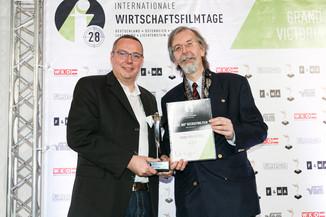 Bild 44 | 28. Internationale Wirtschaftsfilmtage - Verleihung des Grand Prix Victoria 2018