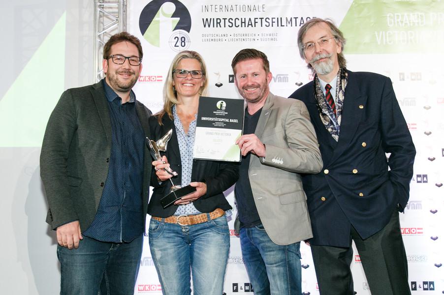 Bild 45 | 28. Internationale Wirtschaftsfilmtage - Verleihung des Grand Prix Victoria 2018