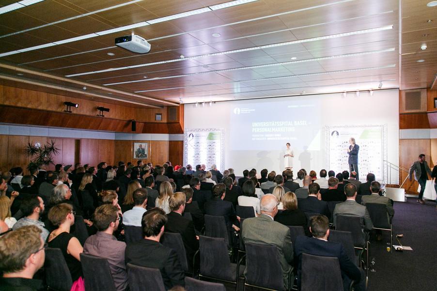 Bild 46 | 28. Internationale Wirtschaftsfilmtage - Verleihung des Grand Prix Victoria 2018