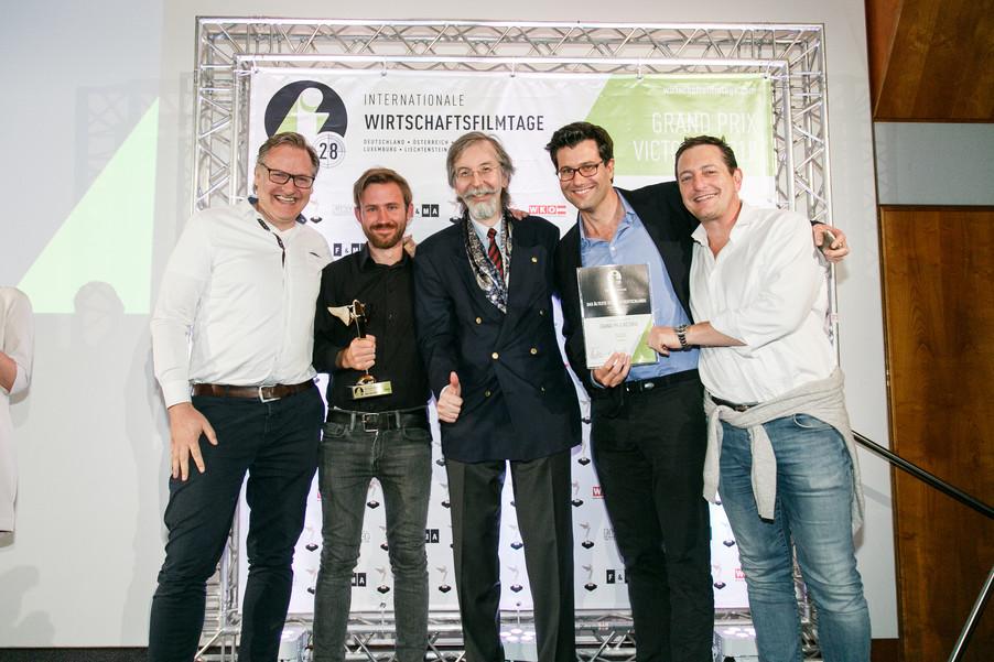 Bild 47 | 28. Internationale Wirtschaftsfilmtage - Verleihung des Grand Prix Victoria 2018