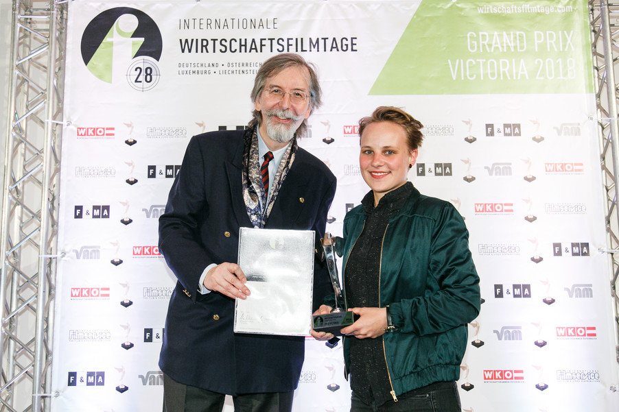 Bild 48 | 28. Internationale Wirtschaftsfilmtage - Verleihung des Grand Prix Victoria 2018