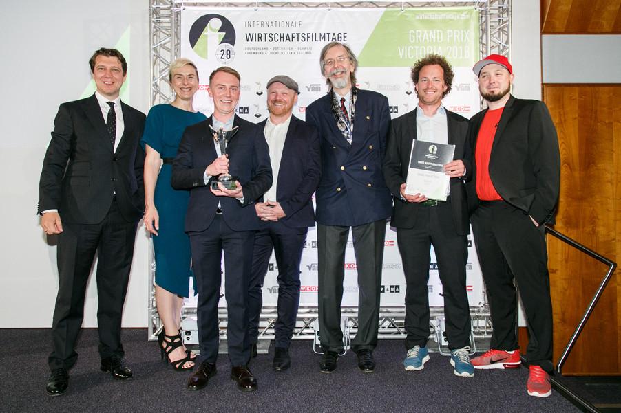 Bild 51 | 28. Internationale Wirtschaftsfilmtage - Verleihung des Grand Prix Victoria 2018