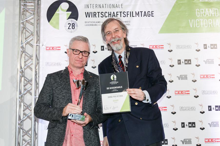 Bild 52 | 28. Internationale Wirtschaftsfilmtage - Verleihung des Grand Prix Victoria 2018