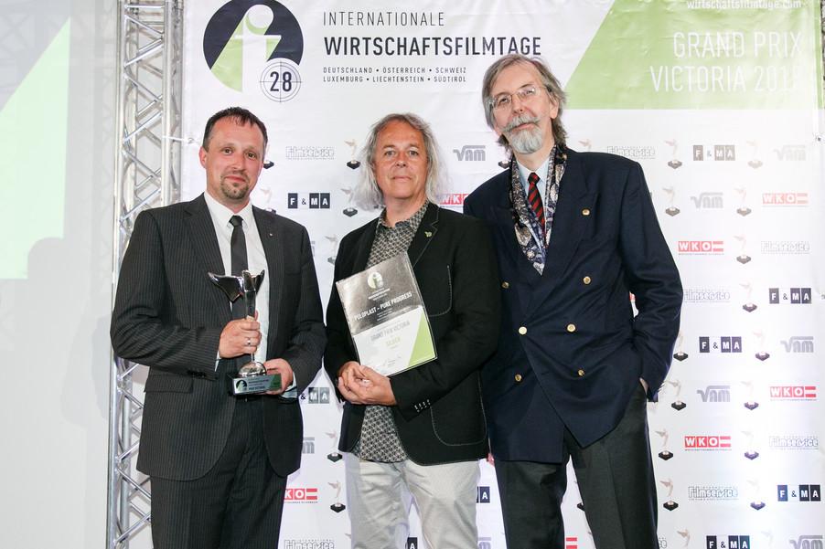 Bild 54 | 28. Internationale Wirtschaftsfilmtage - Verleihung des Grand Prix Victoria 2018