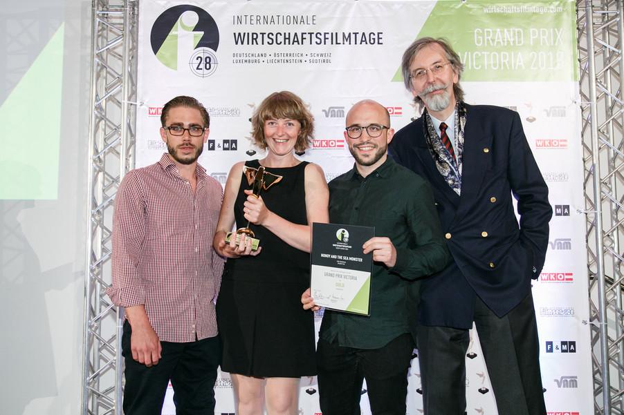 Bild 57 | 28. Internationale Wirtschaftsfilmtage - Verleihung des Grand Prix Victoria 2018