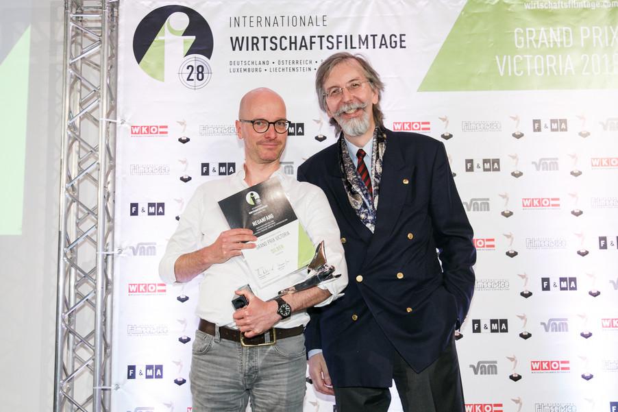 Bild 58 | 28. Internationale Wirtschaftsfilmtage - Verleihung des Grand Prix Victoria 2018