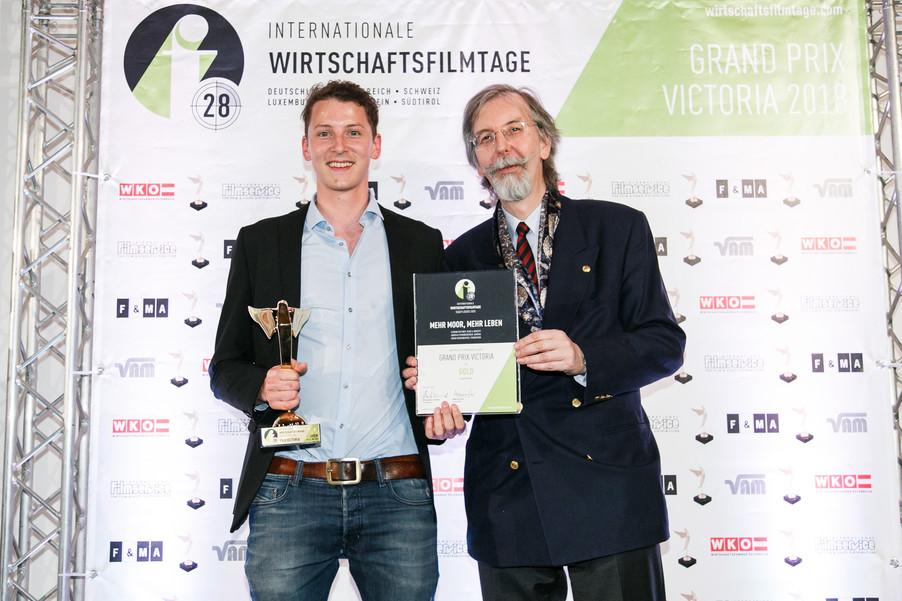 Bild 60 | 28. Internationale Wirtschaftsfilmtage - Verleihung des Grand Prix Victoria 2018