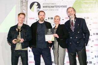 Bild 61 | 28. Internationale Wirtschaftsfilmtage - Verleihung des Grand Prix Victoria 2018