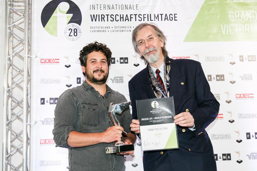 Bild 63 | 28. Internationale Wirtschaftsfilmtage - Verleihung des Grand Prix Victoria 2018
