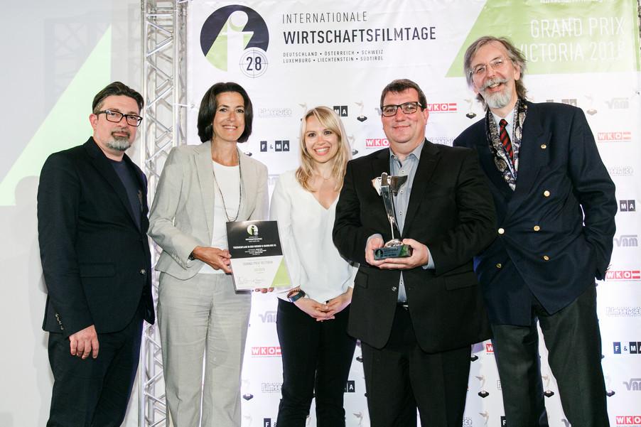 Bild 65 | 28. Internationale Wirtschaftsfilmtage - Verleihung des Grand Prix Victoria 2018