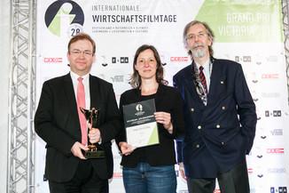 Bild 66 | 28. Internationale Wirtschaftsfilmtage - Verleihung des Grand Prix Victoria 2018