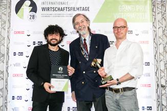 Bild 67 | 28. Internationale Wirtschaftsfilmtage - Verleihung des Grand Prix Victoria 2018