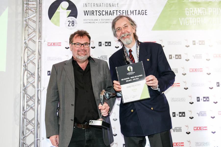 Bild 69 | 28. Internationale Wirtschaftsfilmtage - Verleihung des Grand Prix Victoria 2018