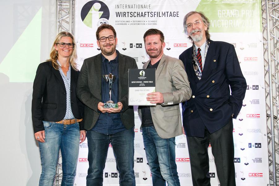 Bild 70 | 28. Internationale Wirtschaftsfilmtage - Verleihung des Grand Prix Victoria 2018