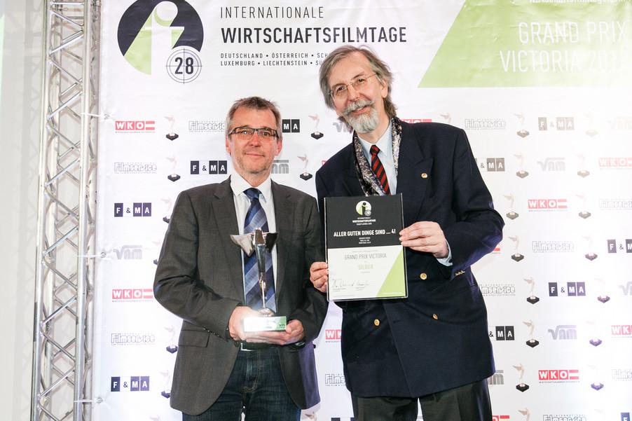 Bild 71 | 28. Internationale Wirtschaftsfilmtage - Verleihung des Grand Prix Victoria 2018
